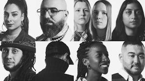 This year's LVMH Prize finalists: Ahluwalia, Casablanca, Chopova Lowena, Supriya Lele, Nicholas Daley, Peter Do, Sindiso Khumalo and Tomo Koizumi | Source: Courtesy