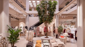 H&M store interior | Source: H&M Image Gallery