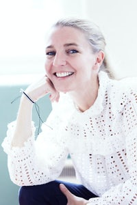 Melinda Stevens, editor-in-chief of Condé Nast Traveller UK and US | Source: Courtesy