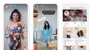 Poshmark's Stories screenshots | Photo: Courtesy