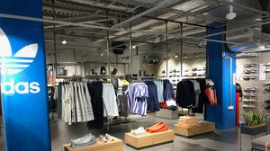 Adidas store interior | Source: Adidas Image Library