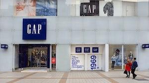 Gap实体门店 | 图片来源:Shutterstock