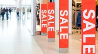 Brands are heavily discounting during the Covid-19 pandemic. | Source: Shutterstock