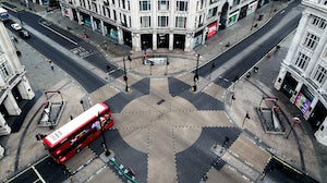 London's Oxford Circus | Source: Shutterstock