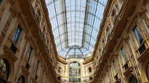 Galleria Vittorio Emanuele II in Milan | Source: Shutterstock