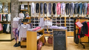 Lululemon store interior | Source: Shutterstock