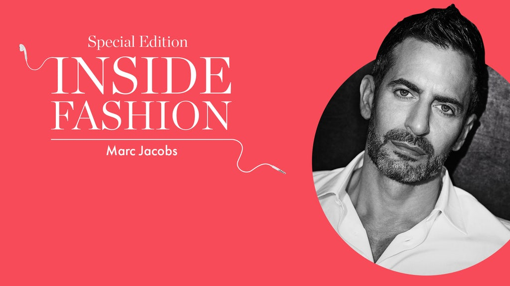 The Bof Podcast Marc Jacobs Says I Still Have Stories To Tell Podcasts Bof