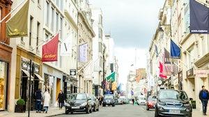 Bond Street, London | Source: Shutterstock
