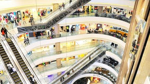 The Times Square luxury shopping centre in Causeway Bay, Hong Kong | Source: Shutterstock