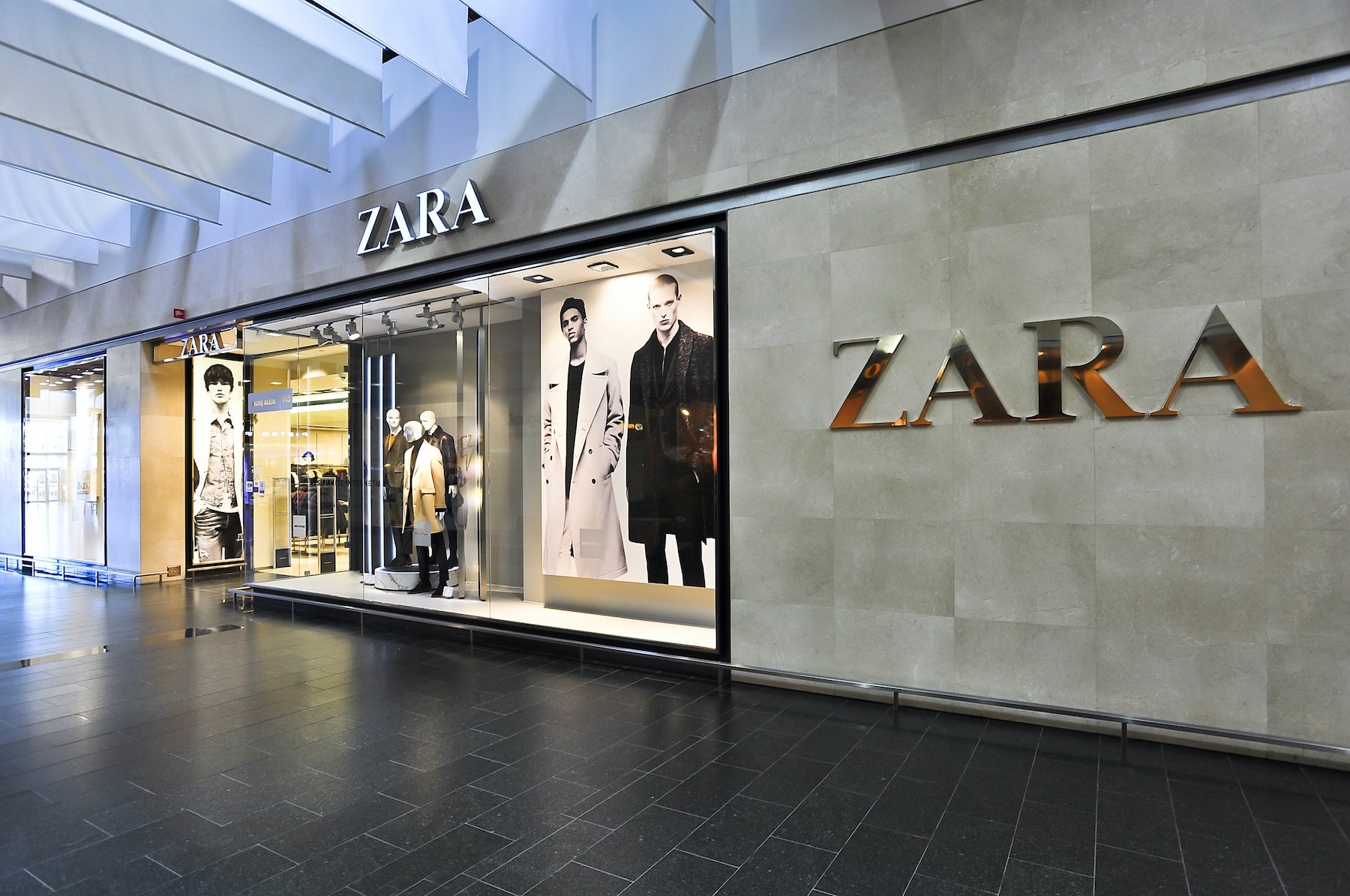 Spain's Zara leans less on its home country for profit, more on its citizens for jobs