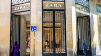 A Zara store in Paris, France | Source: Getty Images