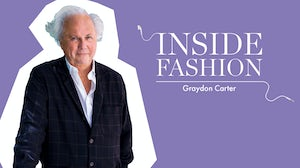 Graydon Carter | Photo: Sharon Suh
