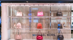 A Michael Kors store in Hamad International Airport in Doha. | Source: Shutterstock
