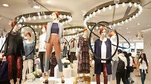 H&M store interior | Source: Shutterstock
