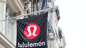 Lululemon sign | Source: Shutterstock