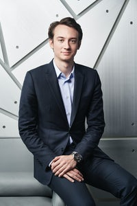 Frédéric Arnault, CEO of Tag Heuer | Source: Courtesy
