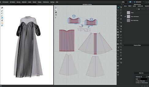 Clo Virtual Fashion S Page Bof Careers The Business Of Fashion