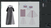 CLO Virtual Fashion design programme | Source: Courtesy