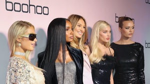 Celebrities attend a Boohoo party in LA in 2019 | Source: Dana Pleasant/Getty Images for boohoo.com