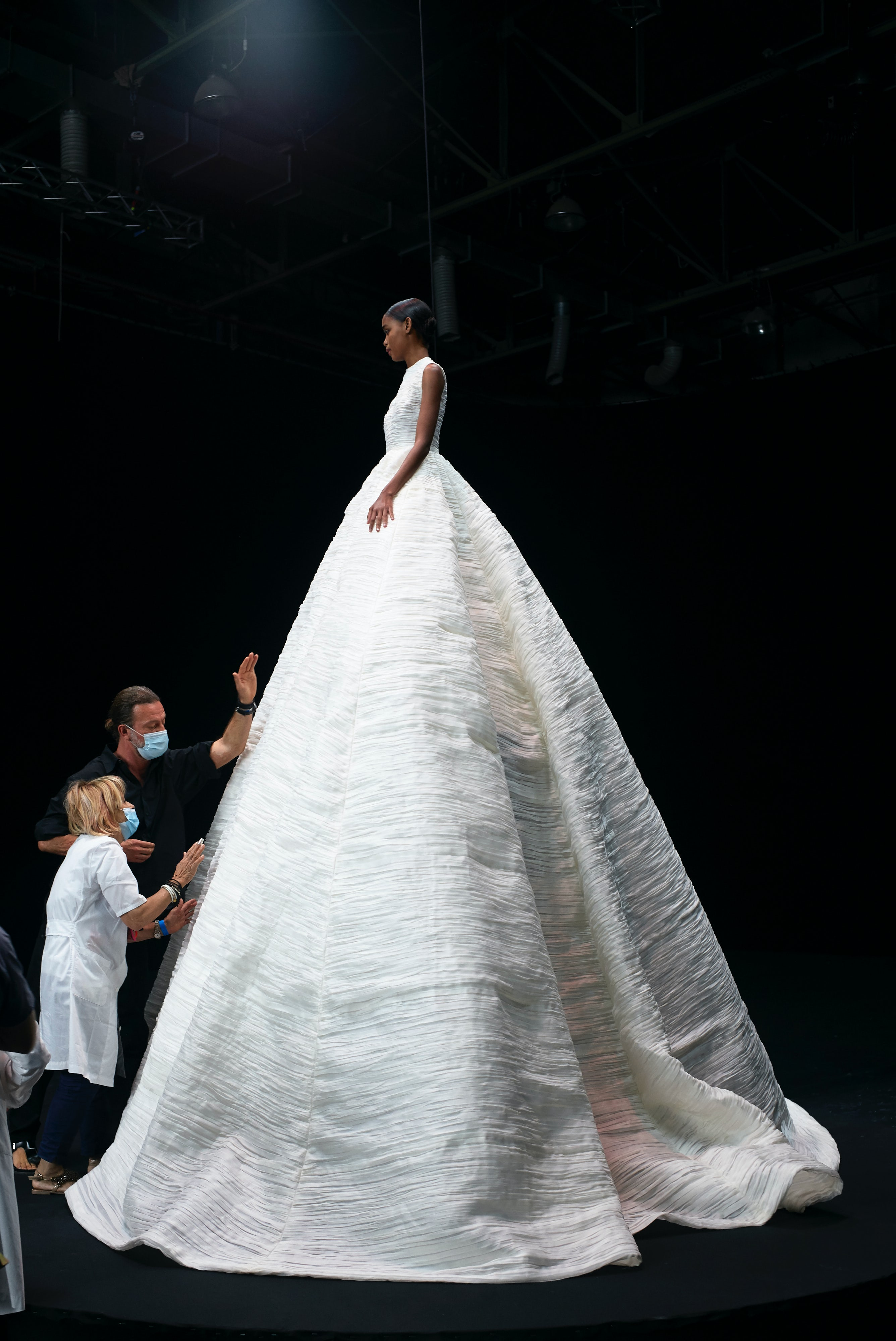 Valentino Delivered The Digital Experience The Industry Has Been Waiting For Fashion Show Review Bof Professional Bof