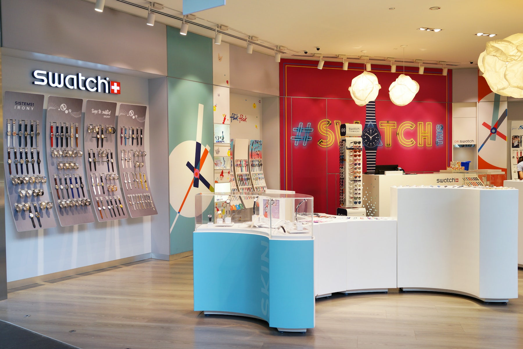 Swatch Group Posts Its First Half Year Loss