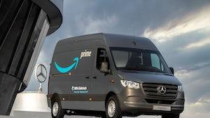 Amazon electric vehicle | Source: Courtesy of Amazon