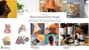 Black-owned Etsy shops | Source: Etsy