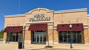 Men's Wearhouse store | Source: Shutterstock