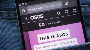 Asos website | Source: Shutterstock