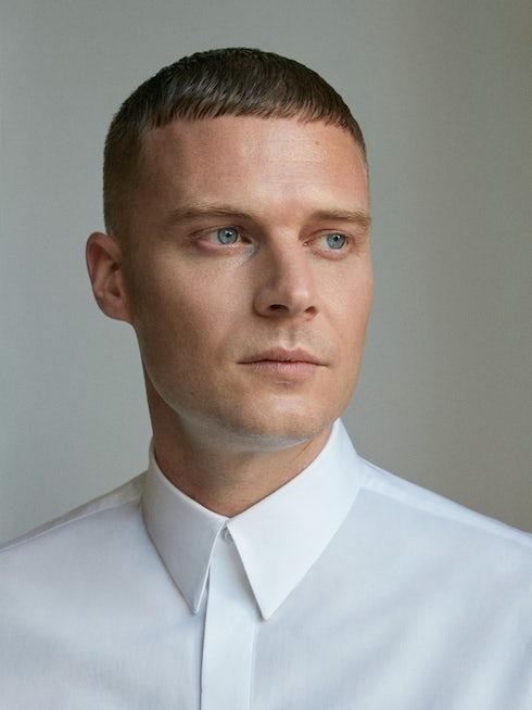 Givenchy Creative Director Matthew Williams | Photo: Thomas Lohr for BoF