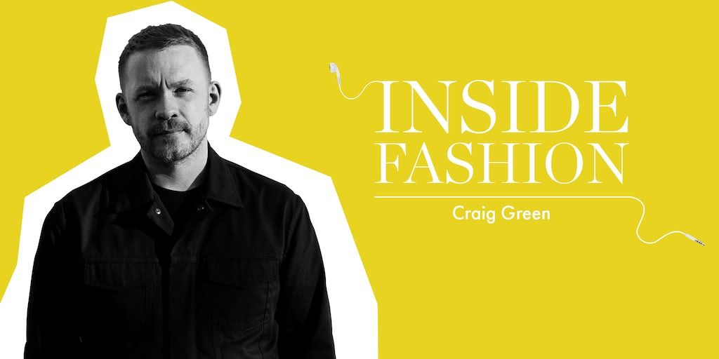 The BoF Podcast: Craig Green Says, 'Fashion Can Come From Anywhere'