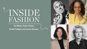 (Clockwise L-R) Tim Blanks, Robin Givhan, Rachel Tashjian, Lauren Sherman | Source: Courtesy