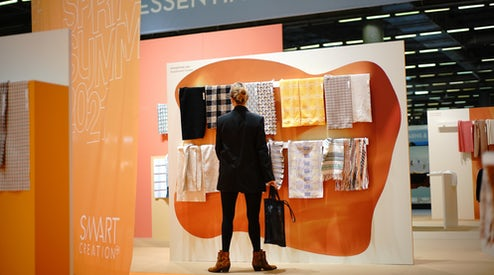 Can Fashion Trade Shows Survive The Pandemic Intelligence Bof Professional Bof