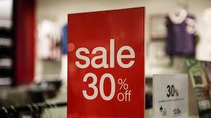 Sale sign   Source: Shutterstock