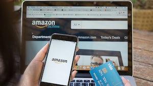 Amazon website and app | Source: Shutterstock