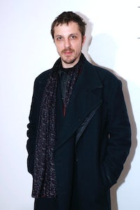 Glenn Martens at the LVMH Prize 2019 in Paris in 2019 | Source: Getty Images