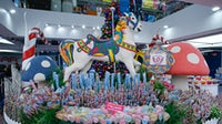 "The ""Its Sugar"" store inside the American Dream mall 