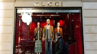 Gucci store in Paris | Source: Getty Images