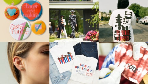 How Is Fashion Voting in the US Election? | BoF Professional, The Week Ahead