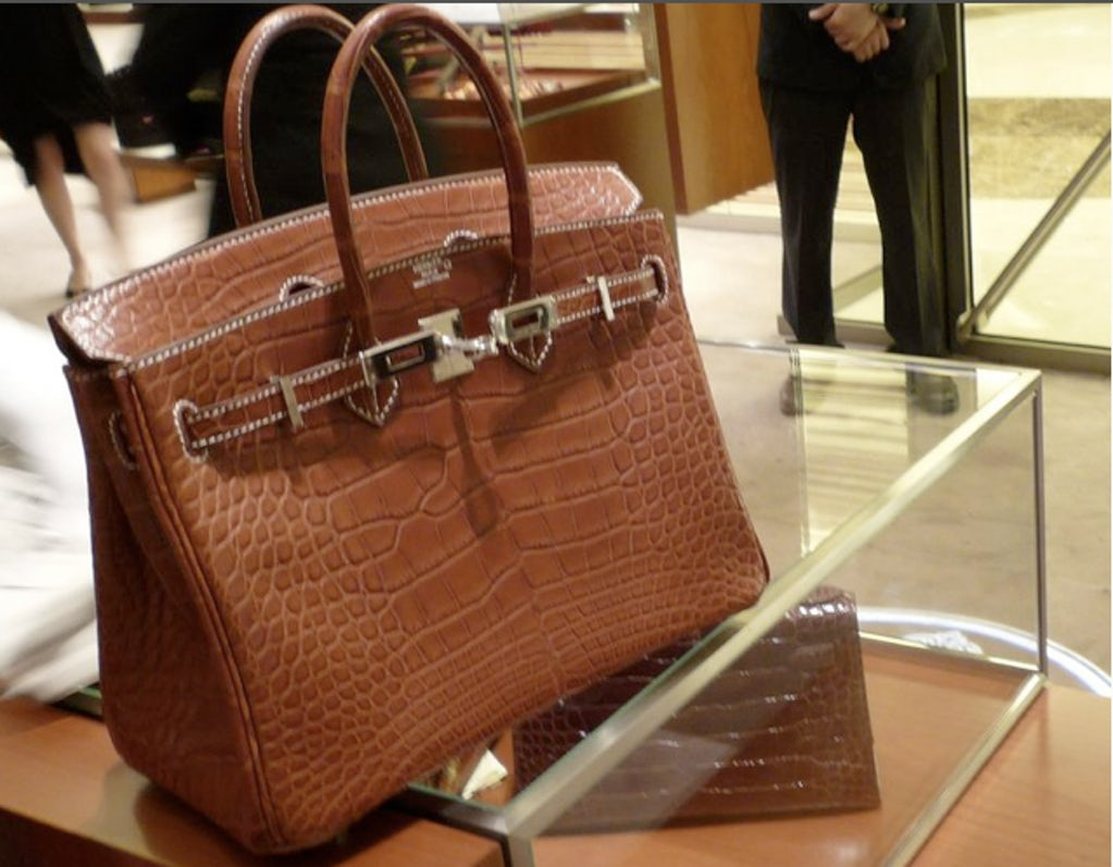 Louis Vuitton Made In Usa Vs Made In France Purseforum >> Crocodile Bites Show Why Your Birkin Bag Is So Expensive News