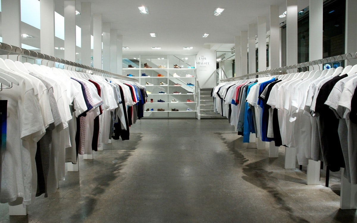 Clothing store jobs hiring