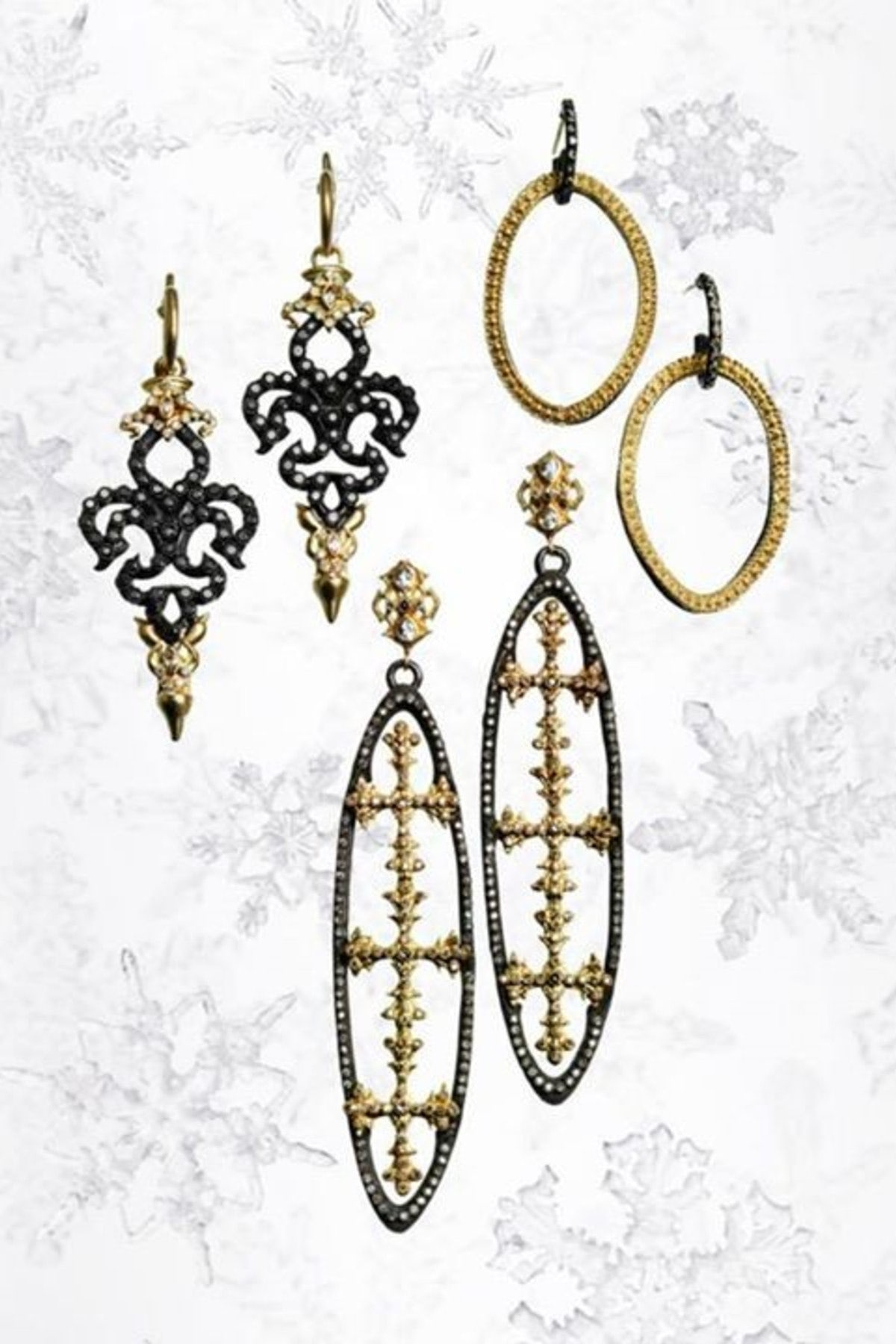 Armenta Meet The Designer View Resort Spring Jewelry Collections Saay December 21st Main Floor 212 872 2579 Can T Make It To City