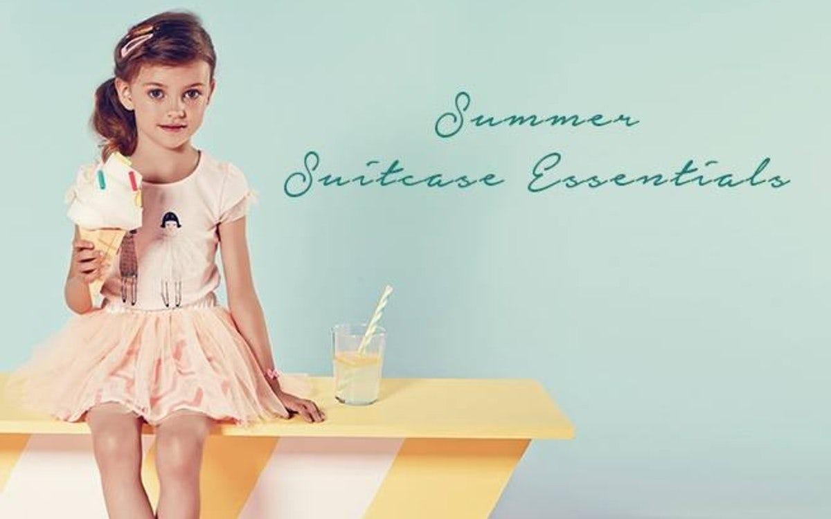 Surf style summer dresses