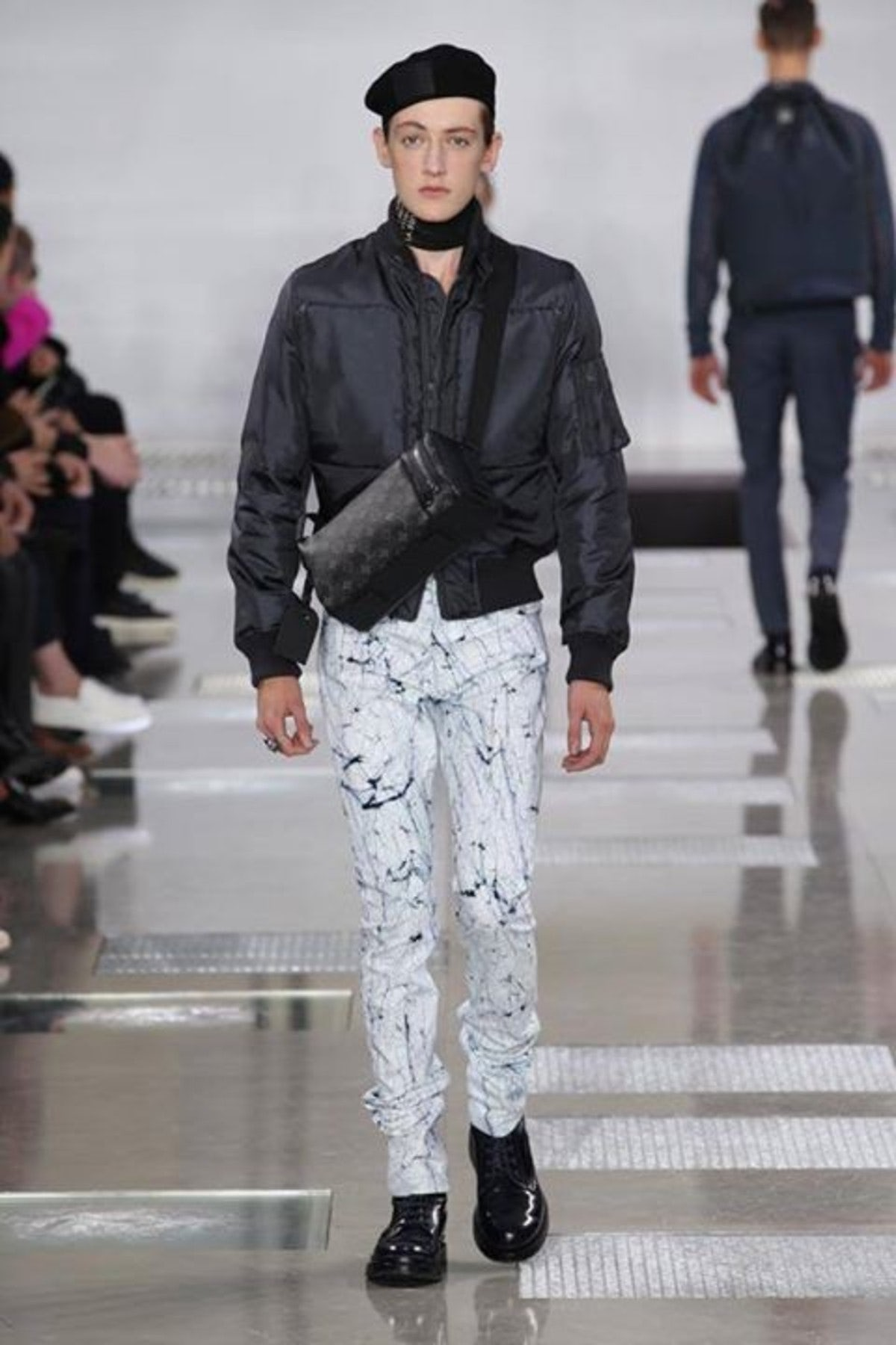 Looks From The Louis Vuitton Men S Fall Winter 2016 Show Louis Vuitton S Projects Bof Careers The Business Of Fashion
