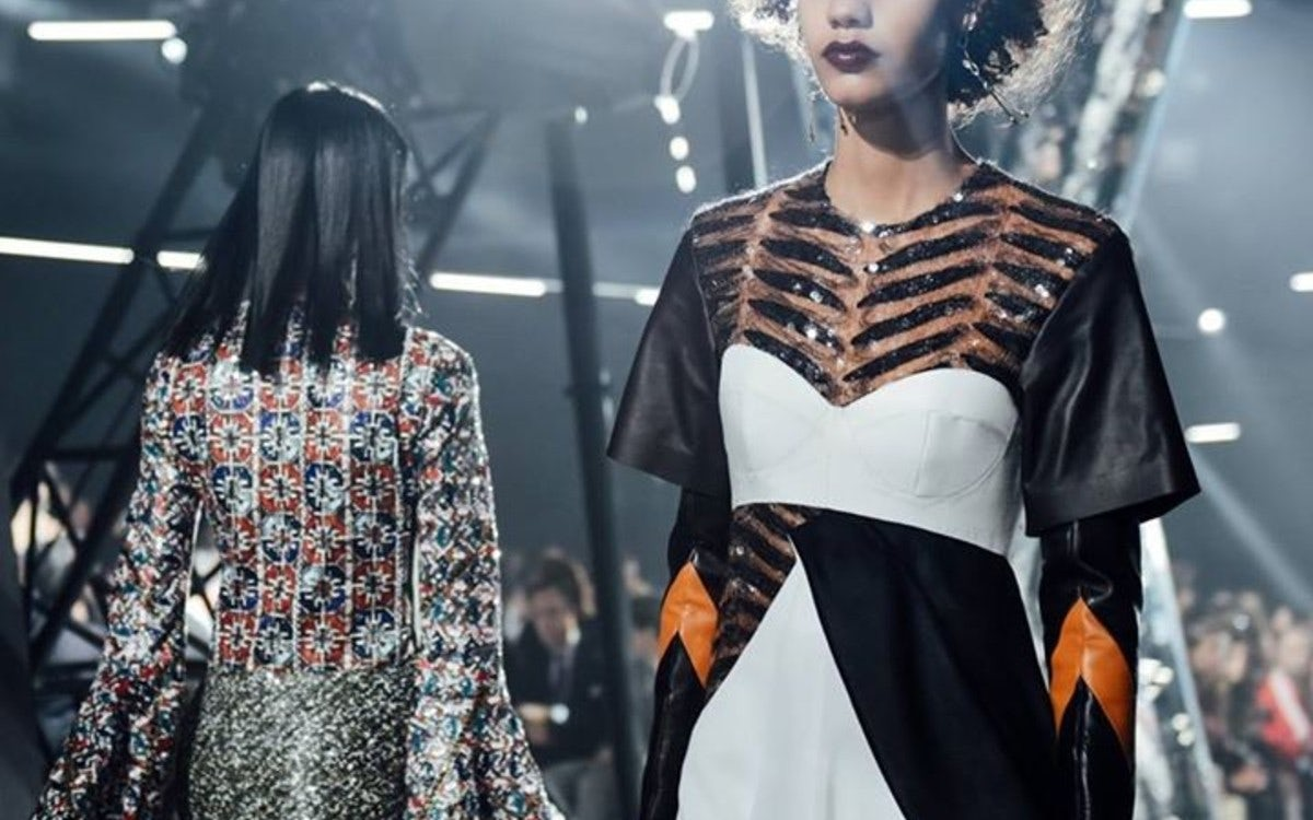 Louis Vuitton Autumn-Winter 2016 Fashion Show