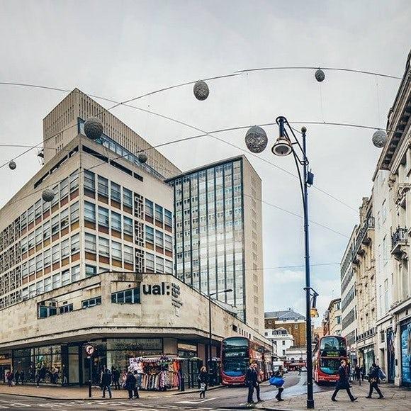 London's Top 5 Fashion Schools