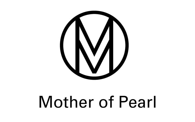 Mother of Pearl company logo