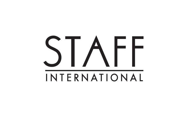 Staff International company logo