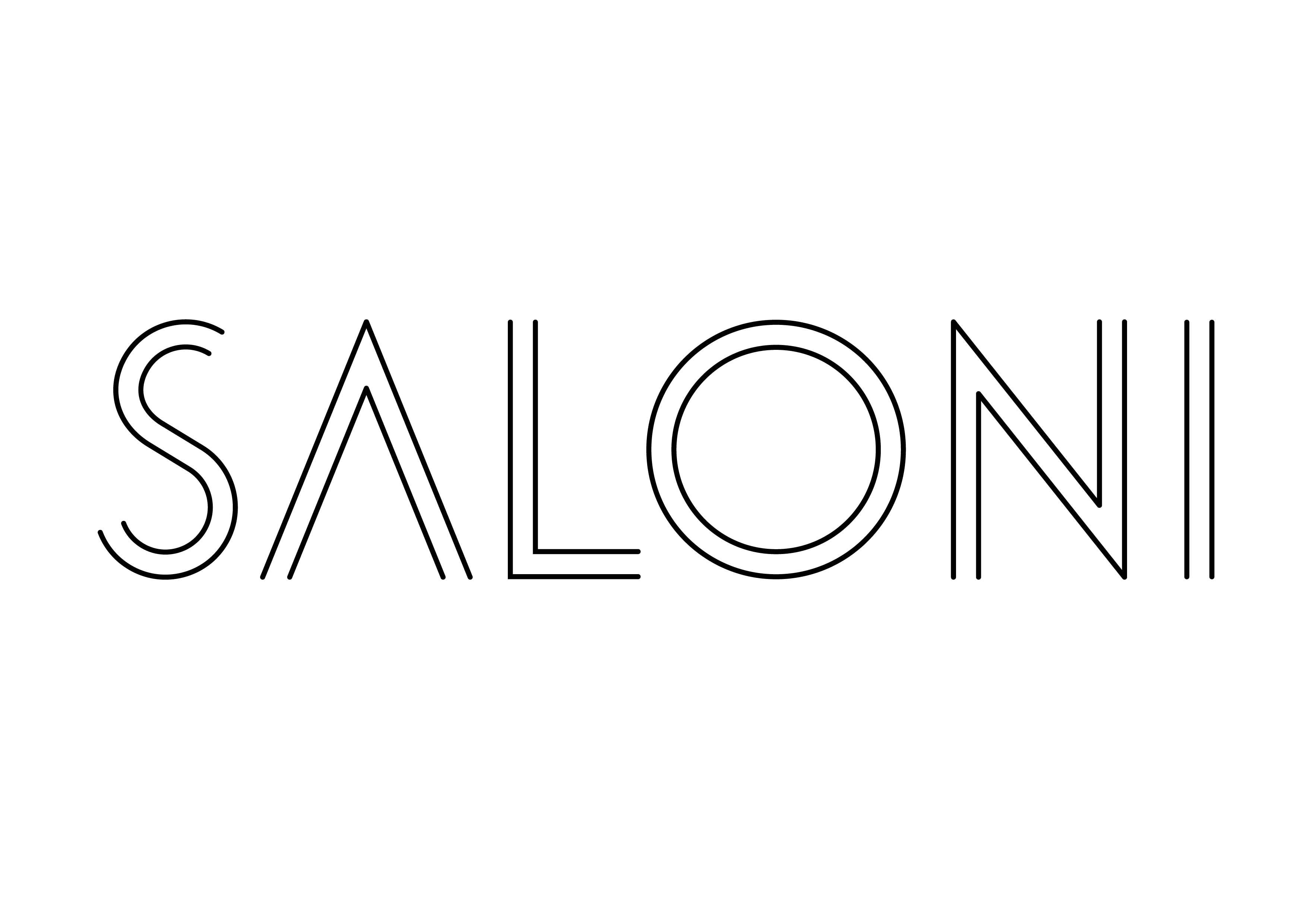 Saloni company logo
