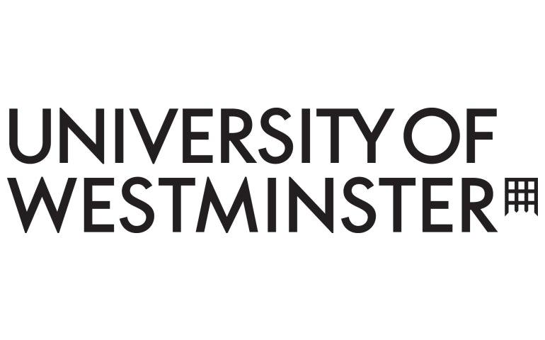 University of Westminster company logo